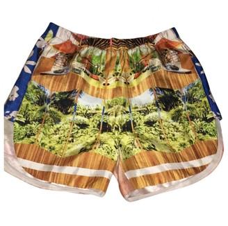 Clover Canyon Multicolour Shorts for Women