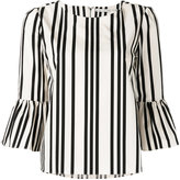 Alice + Olivia Alice+Olivia - Bernice blouse - women - Cotton - M