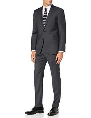 Strellson Premium Men's Allen-Mercer Suit, (Brown 207)
