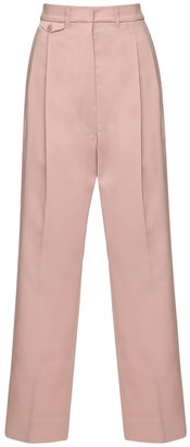 The Frankie Shop Pernille Boyfriend Twill Pants