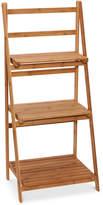 Creative Bath Three-Shelf Folding Tower