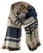 Sole Society Multi Knit Scarf