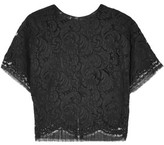 ADAM by Adam Lippes Corded Lace Top
