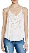 Astr Born Laser Cut Trim Cami