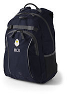 Classic ClassMate Medium Backpack-Rich Burgundy Shimmer