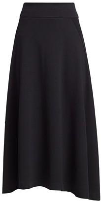 Joan Vass Petite Midi Skirt