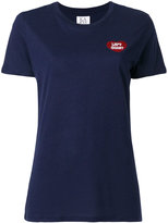 Zoe Karssen embroidered Let's Coast T-shirt