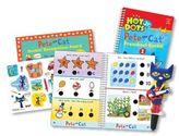 Educational Insights Hot Dots Jr. Pete Cat Preschool Rocks Set