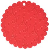 Norpro Silicone Jar Opener, Red