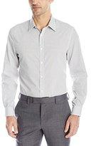 Perry Ellis Men's Exclusive Dashed Pebble Print Shirt