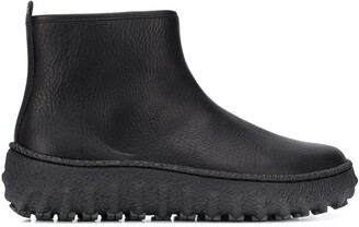 Camper Ground ankle boots