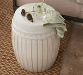Pottery Barn Ceramic Accent Table