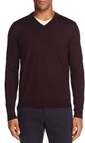 The Men's Store At Bloomingdale's The Men's Store at Bloomingdale's V-Neck Merino Sweater - 100% Exclusive