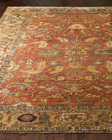 Vince Exquisite Rugs Thompson Oushak Rug, 6' x 9'