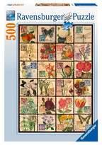 Ravensburger Vintage Florals 500pc Puzzle