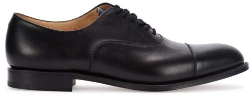 Church's Dubai Black Leather Oxford Shoes