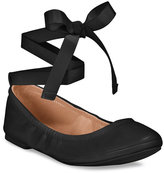 Call it SPRING Conboy Lace-Up Ballet Flats Women's Shoes