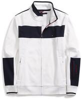 Tommy Hilfiger Full Zip Mock Sweater