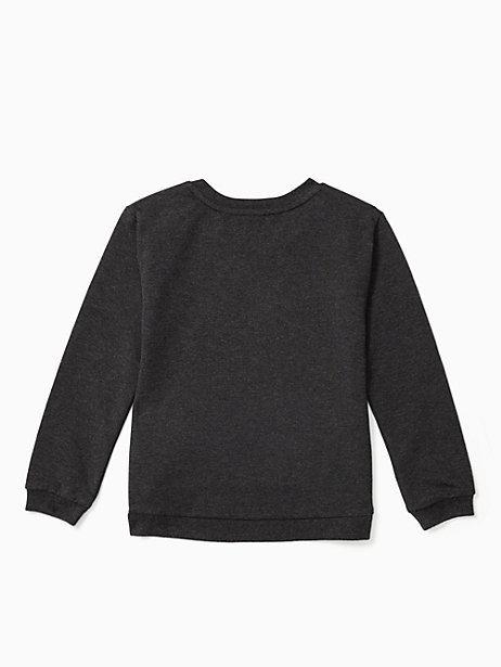 Kate Spade Girls star sweatshirt