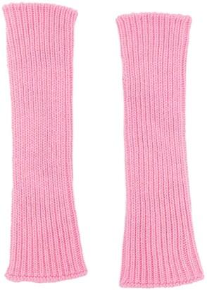 Antonella Rizza Fingerless Gloves