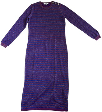 Carven Multicolour Wool Dresses