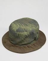 Billabong Tropical Leaf Bucket Hat