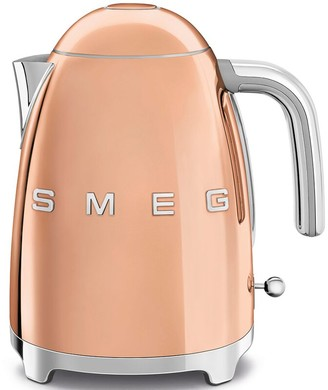 Smeg Limited Edition Fixed Temperature Kettle - Rose Gold