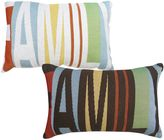 """B. Smith The Vintage House by Park Family"""" Tapestry Oblong Throw Pillow"""