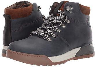 Cougar Swerve Waterproof (Navy Leather) Women's Waterproof Boots