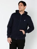Nautica J Class Front Zipper Hooded Jacket