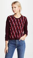 Pringle Argyle Cashmere Sweater