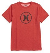 Hurley Boy's Icon Dri-Fit T-Shirt