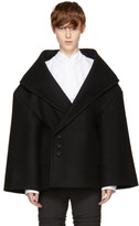 Jacquemus Black le Caban Short Coat