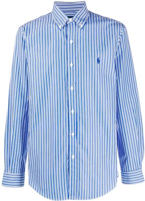 Polo Ralph Lauren Striped Button-Down Shirt