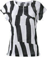 Ann Demeulemeester printed T-shirt - women - Cotton - 36