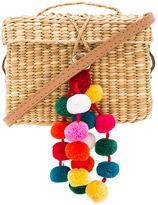 Nannacay Baby Roge Multi Pompom Bag