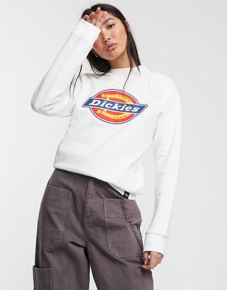 Dickies Harrison sweatshirt in white