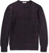 Inis Meáin - Mélange Merino Wool Sweater