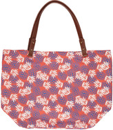 Petite Mendigote Pineapple ClÃa Cotton Shopper