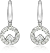 Tagliamonte Incanto Royale 0.7 ctw Diamond 18K Gold Earrings