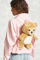 Forever 21 FOREVER 21+ Teddy Bear Backpack