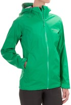 Columbia EvaPOURation Omni-Tech® Jacket - Waterproof (For Women)