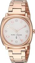 Marc Jacobs Women's 'Mandy' Quartz Stainless Steel Casual Watch