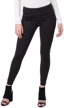 Liverpool Jeans Co Reese Cheetah Print Leggings (Petite)