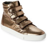 Diesel Bronze Chevy High Top Sneakers