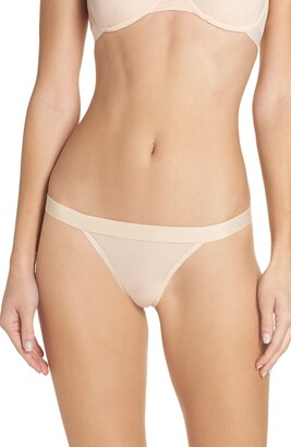 Negative Underwear Silky Thong