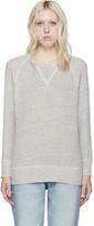 R 13 Grey Basic Sweatshirt