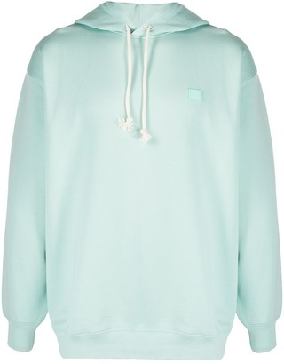 Acne Studios Face-Patch Hoodie