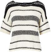 Polo Ralph Lauren Boxy Cotton-Blend Sweater