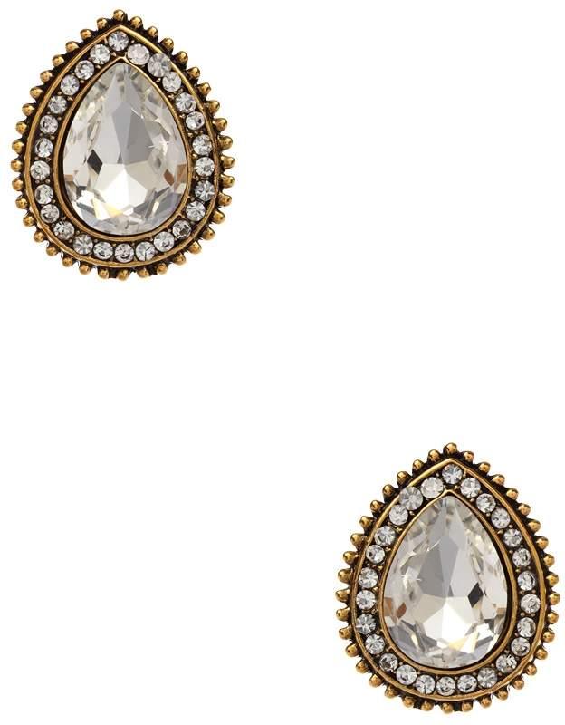 Amrita Singh Women's Soma Antique Stud Earrings